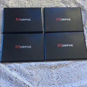 Morphe palettes: 35O, 35T, 35P, & 35W